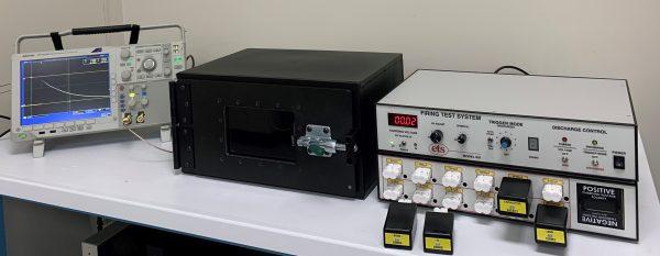 Model 931 Turnkey ESD Firing Test System