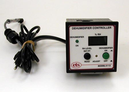 Model 5112 – Dehumidification Controller for Dry Boxes and Desiccators (Adjustable)