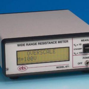 Resistance & Resistivity Probes & Meters