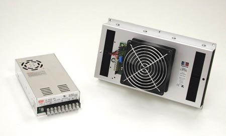 Model 5473 – Cooling Systems (Thermoelectric) for Chambers, Dry Boxes and Glove Boxes