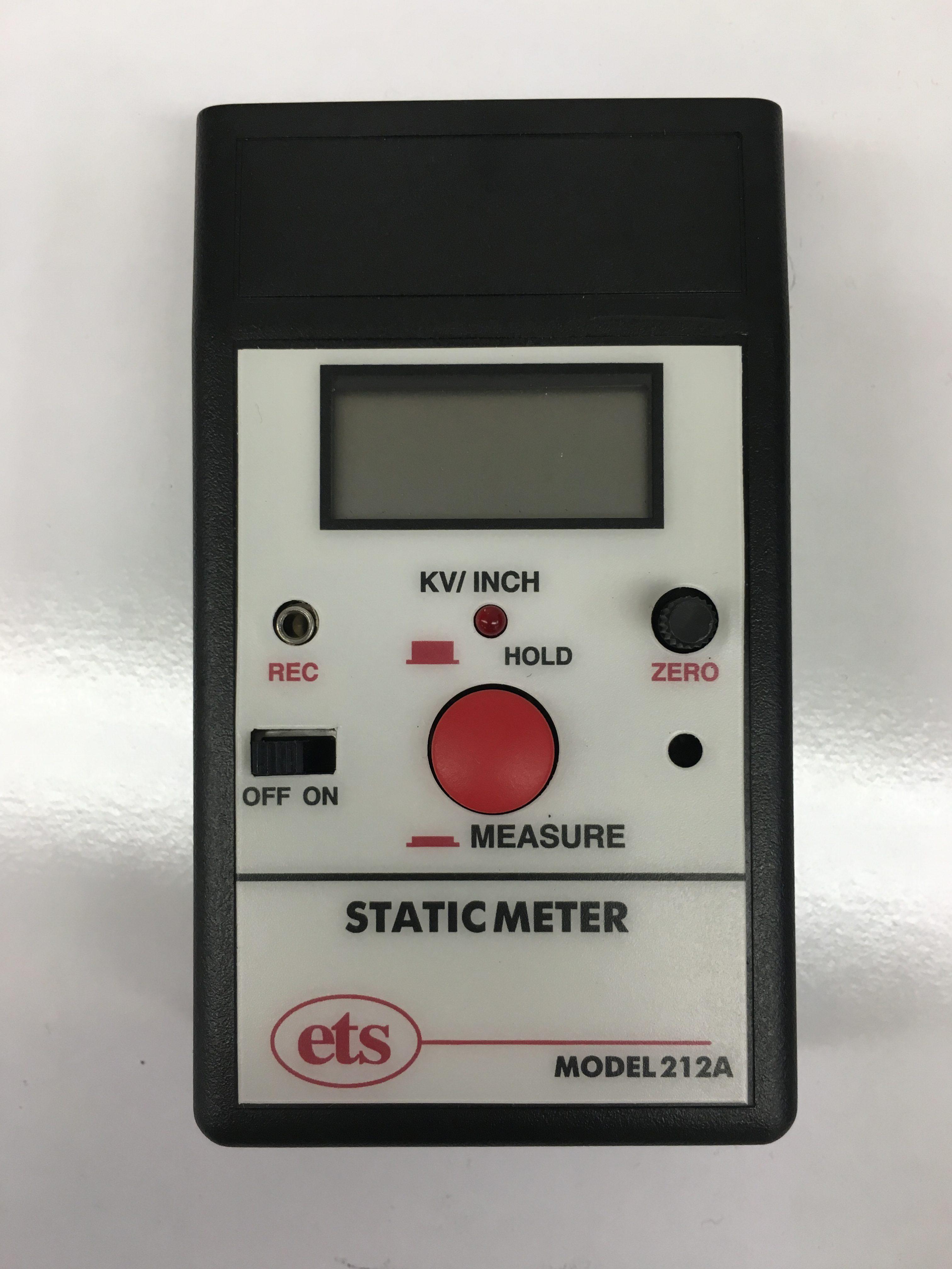 Model 212 Digital Static Meter