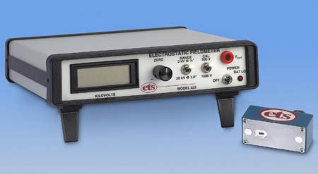 Model 222 – Electrostatic Fieldmeter / Static Meter