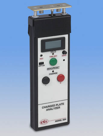 Model 204 – Electrostatic (ESD) Analyzer / Charge Plate Monitor / Digital Static Meter / Static Decay Timer