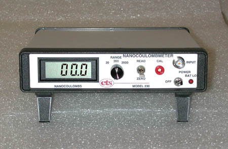 Model 230 – NanoCoulomb Meter