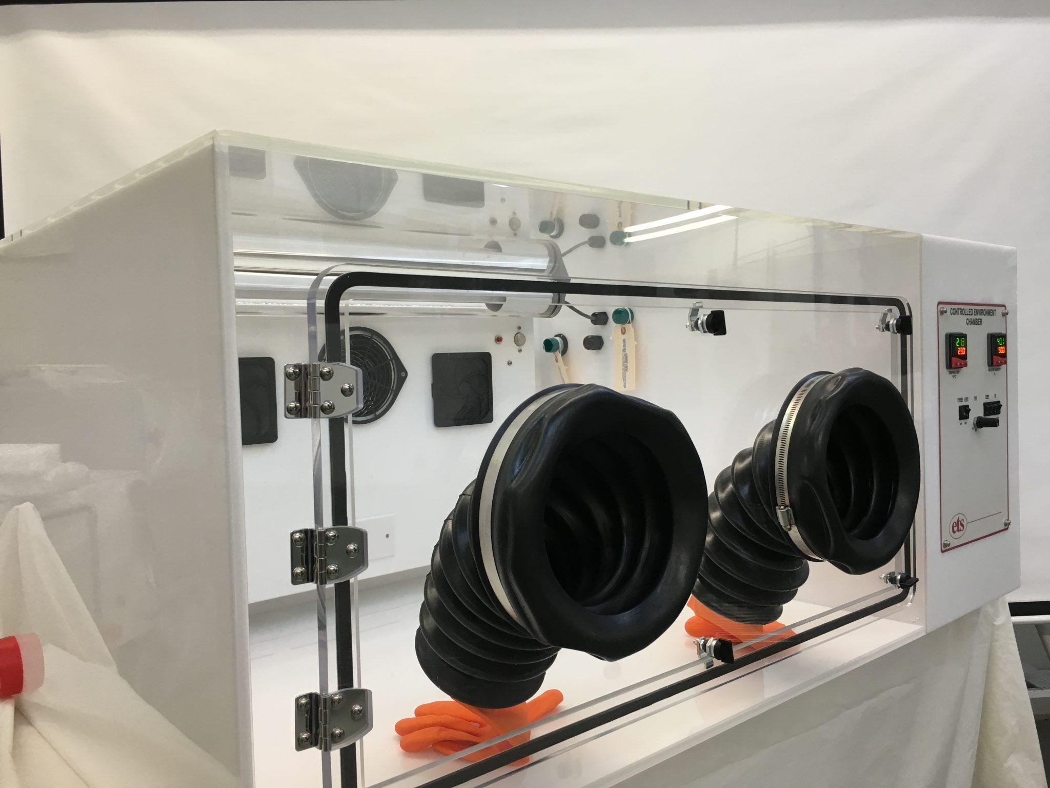 Model 5533 Temperature Humidity Chamber Electro Tech