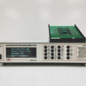 9910 PurePulse™ Semi-Automatic ESD Simulator