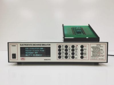 9910 PurePulse™ Semi-Automatic ESD Simulator (HBM, MM, HMM, CDM)