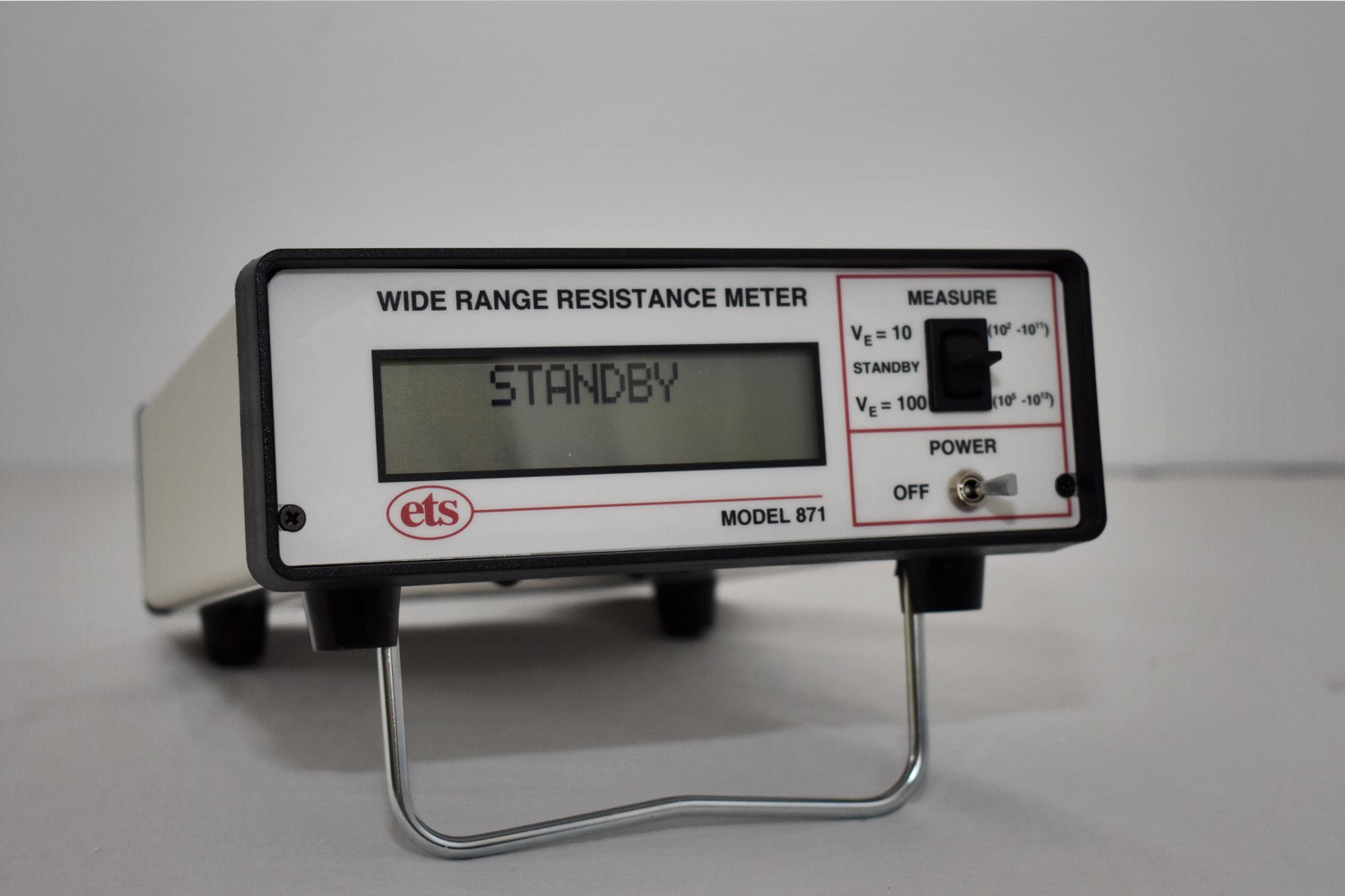 Electrical Resistance Meter : Products electro tech systems inc