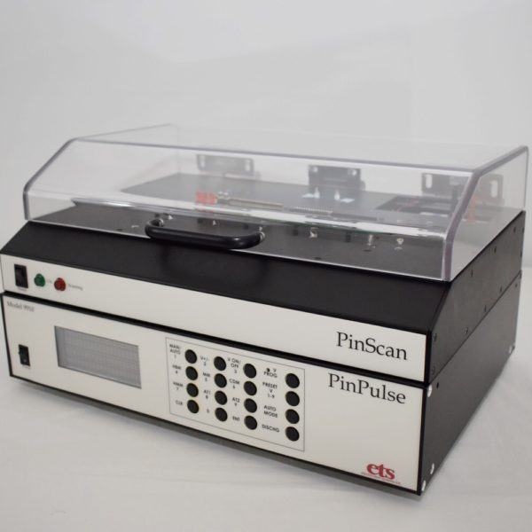 Model 9910 PinPulse and PinScan 1