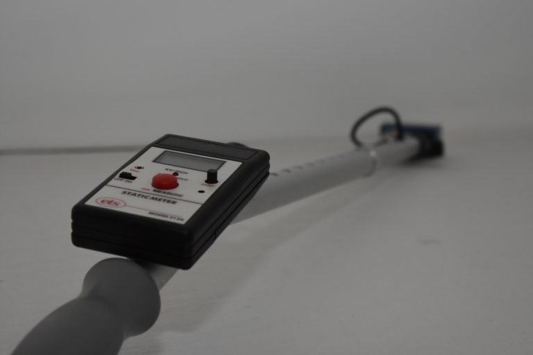 Model 212XL Static Meter