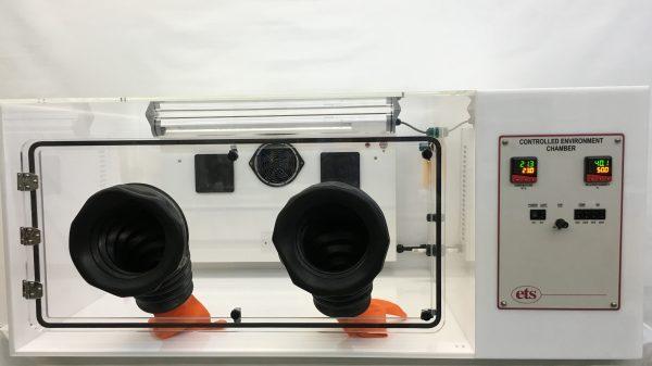 Model 5533 Chamber Glove Box