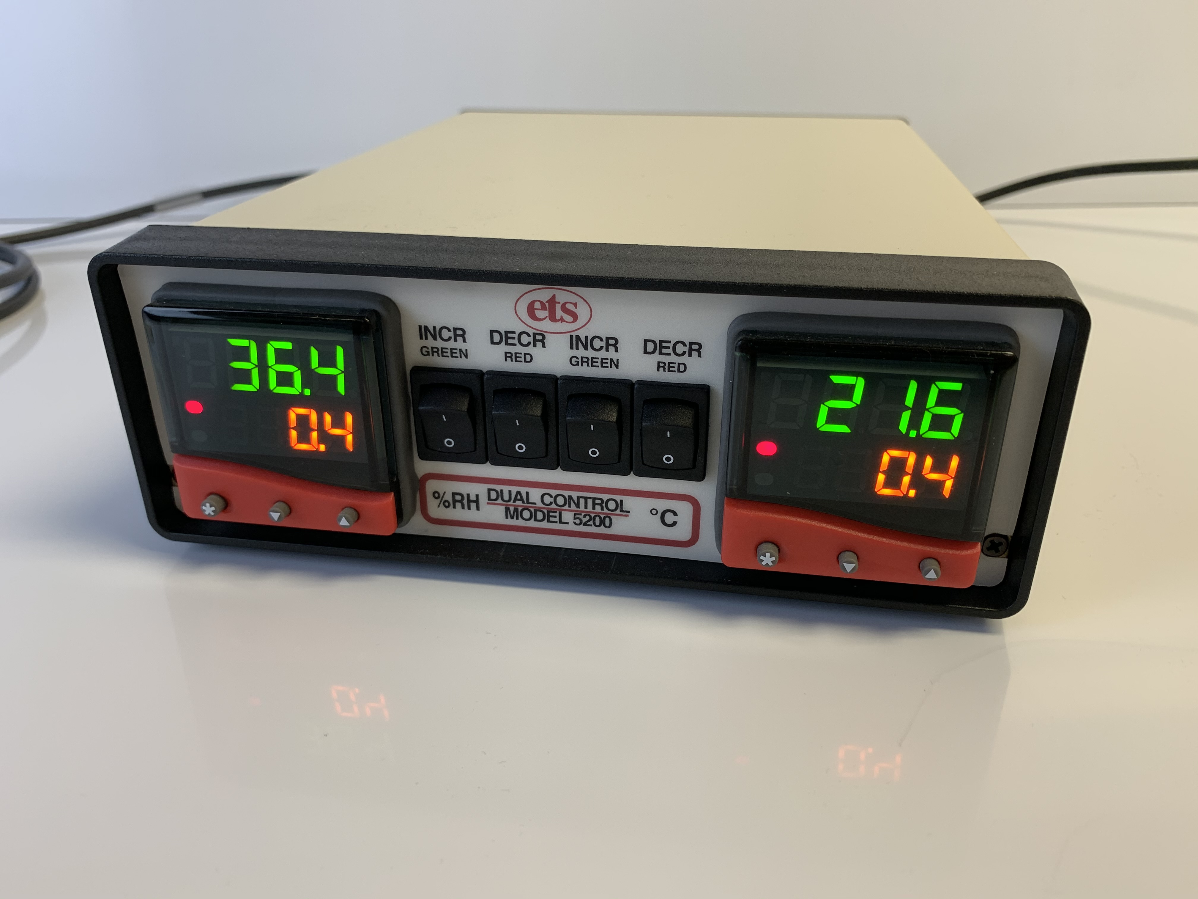 Series 5000 Humidity/Temperature Controllers