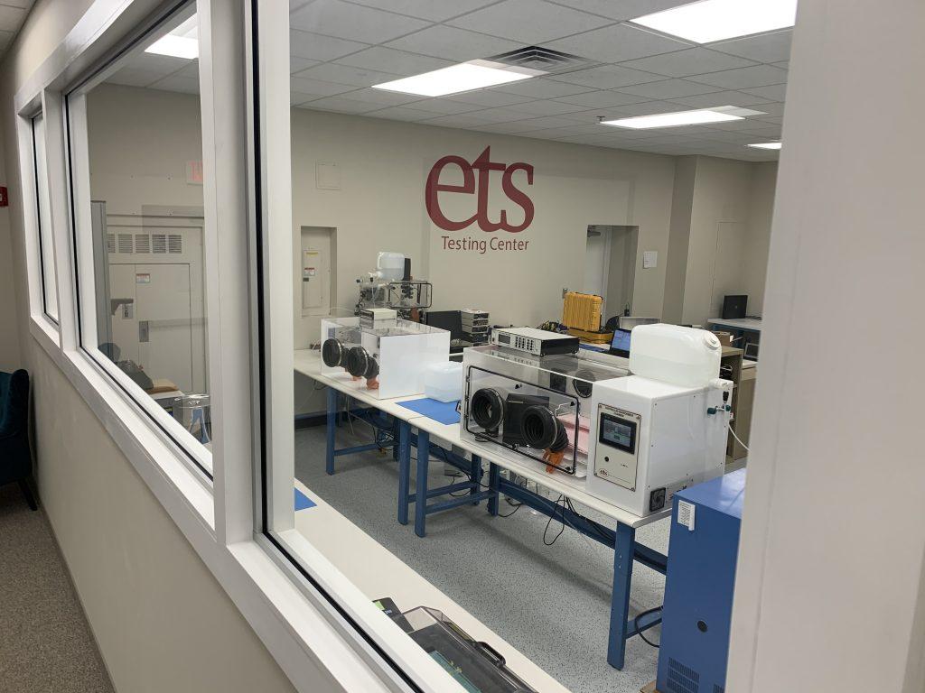 ETS Test Lab