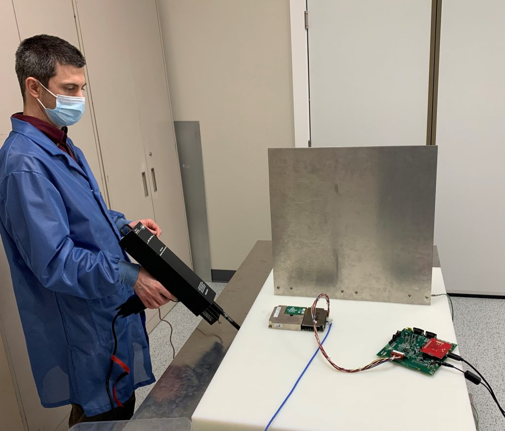 ESD System Level Testing