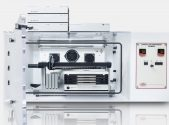 ETS 5533 Controlled Environment Chamber provides a stable humidity and temperature platform for testing of fibers, filaments, and other materials.